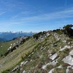 Au sommet de Talamarche