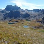 Les 3 lacs de Lanserlia