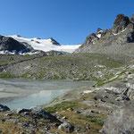 Grand Assaly (à droite) et Lac Marginal