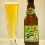 Brasserie Trois Dames - La Fraîcheur - Biere blanche au basilic