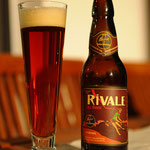 Brasserie Trois Dames - Rivale - Ale Rousse mit neuer Etikette