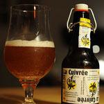 Bière Franches-Montagnes La Cuivrée