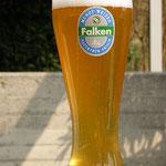 Falken Schaffhausen Naturtrüb Weizen