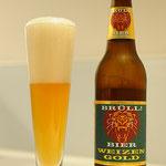 Brüll Bier Weizen Gold