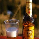 Einsiedler Maisgold Spezial-Bier