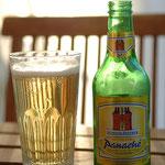 Feldschlösschen Panaché - alte Etikette