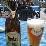 Einsiedler Dinkel Bier