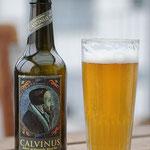 Calvinus Bière artisanale blanche