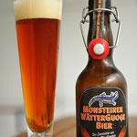 Monsteiner Wätterguoge Bier