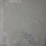 Kunststück -ein Meisterstück der Mensch - 120x170cm auf Holz