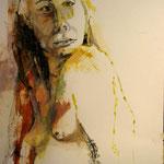 Portrakt - Acryl