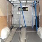 Fahrzeug Innenausbau / Fahrzeug Inneneinrichtung