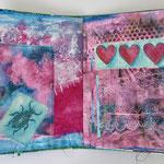 Art Journal Seiten