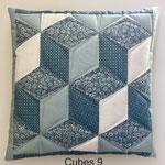 Pute Cubes 40x40cm