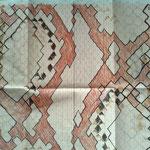 © Design, Schlangenstruktur