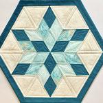 Duk Hexagon 53x45cm