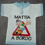 Mattia + bimbo skate