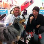 """Marcel Combé (Hundetrainer www.marcelcombé.de (bekannt aus der Vox-Serie """"Hund, Katze, Maus"""")"""
