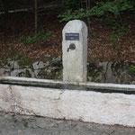Kurt Michel-Brunnen bei der Waldhütte