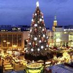 Weihnachtsmarkt Hansastrasse Dortmund