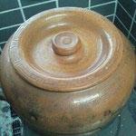石焼き芋窯