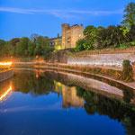 River Nore mit Blick auf Kilkenny Castle