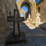 Clare Abbey bei Ennis