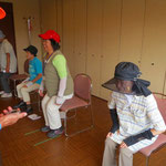簡易体力テスト ③椅子立ち座りテスト 筋力