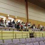 2,300席ある大講堂 ここでTVで良くみる卒業式も行われる