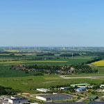 Windkraftanlagen bei Grapzow