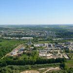 Industriegelände Warliner Starße