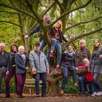 Familienfoto, Familienfotoshooting