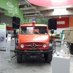 Unimog Museum Tag der Jugend 2012