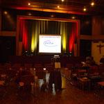 Kurzfilm Vorführung im Gemeindesaal St. Alexander