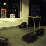 Rock Konzert nach Street Art Reithalle Rastatt Theatersaal 2011