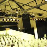 Theater Licht Rig