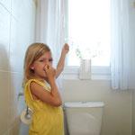 Gerüche beseitigen ist mit WINFLIP auch für Kinder ganz leicht möglich