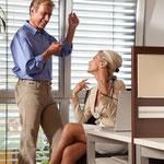 Auch in Büros, Firmen und öffentlichen Gebäuden sehr praktisch