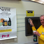 Alle hverdagsproblemer klares hurtigt med Prox Vask & Lakpleje