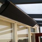 Heaterstrip-terrasverwarming