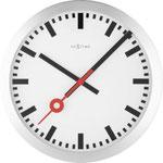 """...unsere Klassiker """"Station"""" -Clocks sind wieder da, mit 2 verschiedenen Zifferblättern"""