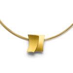 Ring, Brillant, Gold