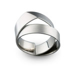 Ring, Weissgold