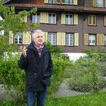 Andreas Steigmeier, Historiker und Stadtarchivar der Stadt Baden