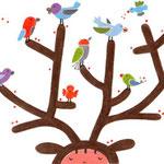 鳥さんたち(オリジナル)