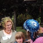 Sabine, Miriam und Irmi