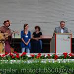 """Kurdirektor Diekmann eröffnet """"Meinberg spinnt"""""""