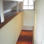 Dachstudio Blick von Treppe