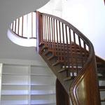 Detail Treppenlauf