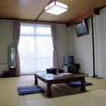 2階客室8畳間